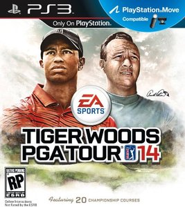 Tiger Woods PGA Tour 14 (PS3) - Pre-owned
