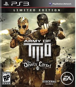 Army of Two: The Devil's Cartel (PS3) - Pre-owned