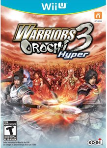 Warriors Orochi 3 Hyper (Wii U)