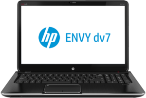 HP Envy dv7t-7300 Quad Edition Quad Core i7-3630QM, 8GB RAM, Blu-ray