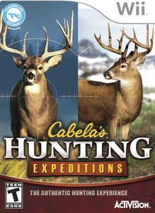 Cabela's Hunting Expeditions (Wii)