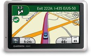 Garmin nuvi 1350LMT GPS