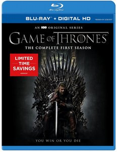 Game of Thrones: Season 1 & 2 (Blu-ray)