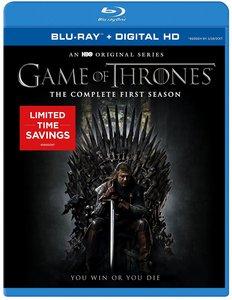 Game of Thrones: Season 1 & 2 (Blu-ray)