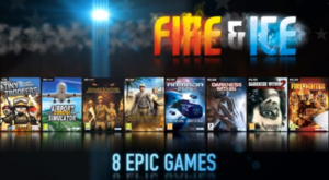 "BundleStars.com Bundle #4: ""Fire and Ice"" (PC Download)"