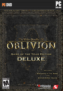 Elder Scrolls IV: Oblivion GOTY Deluxe Edition (PC Download)
