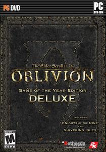 Elder Scrolls IV: Oblivion GOTY Deluxe Edition (PC Download)