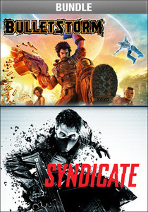 Bulletstorm and Syndicate Bundle (PC Download)