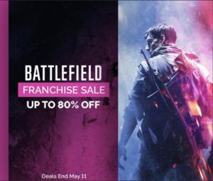 Battlefield Sale (PC Download)
