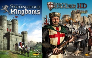 Stronghold Kingdoms + Stronghold Crusader HD (PC Download)