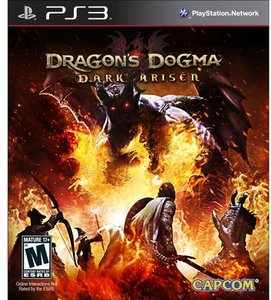 Dragon's Dogma Dark Arisen (PS3) - Pre-owned