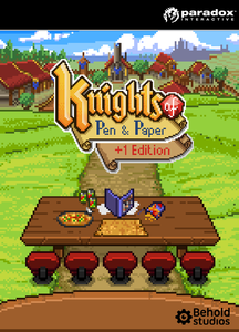 Knights of Pen & Paper: +1 Edition (PC Download)