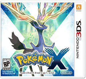 Pokemon X (Nintendo 3DS)