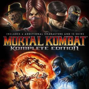Mortal Kombat Komplete Edition (PC Download) + 1 Free Game