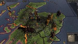 Crusader Kings II: Celtic Unit Pack (PC DLC)