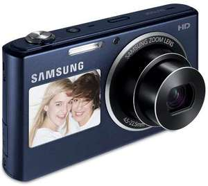 Samsung DV150F 16MP Dualview WiFi Digital Camera