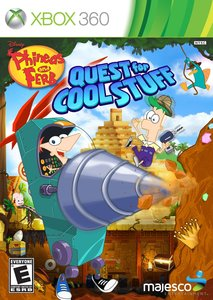 Phineas and Ferb Quest for Cool Stuff (Xbox 360)
