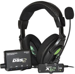 Turtle Beach Ear Force DX12 Gaming Headset for Xbox 360/PC (Refurbished)