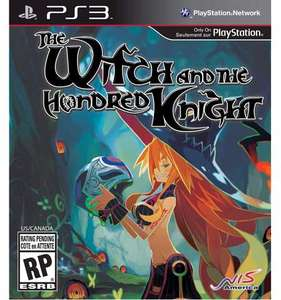 The Witch and the Hundred Knight (PS3) - Pre-owned