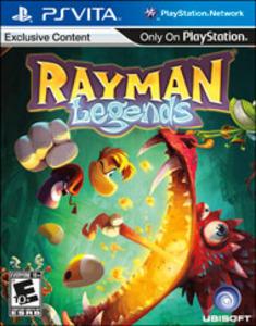 Rayman Legends (Vita)