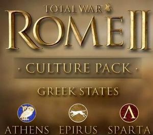 Rome II Total War Greek States (PC DLC)