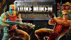 The Duke Nukem Platformer Pack (PC Download)