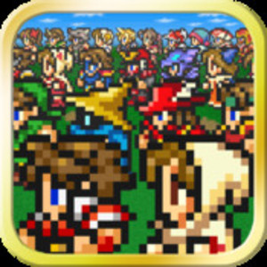 Final Fantasy All The Bravest iPhone/iPad App