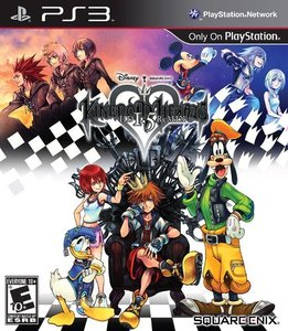 Kingdom Hearts HD 1.5 Remix (PS3)