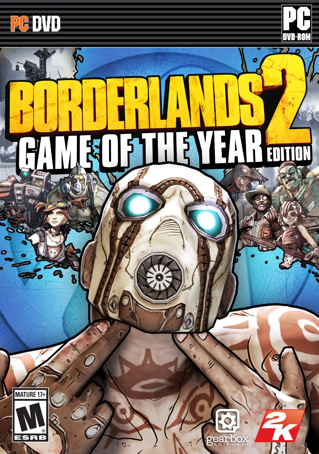 Cheap Borderlands 2 Deals & Coupons on GOTY Edition, Season Pass