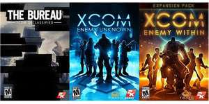 The Bureau / XCOM Enemy Unknown Complete (PC Download)