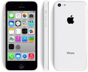 Apple iPhone 5c 16GB GSM Unlocked Smartphone (Refurbished)