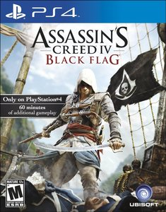 Assassin's Creed IV: Black Flag (PS4 Download) - PS Plus Required