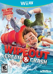 Wipeout: Create & Crash (Wii U)