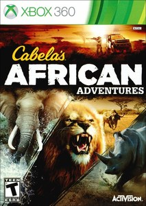 Cabela's African Adventures (Xbox 360) - Pre-owned