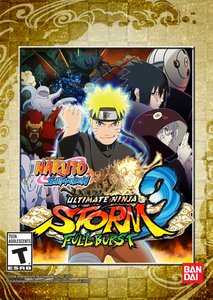 Naruto Shippuden: Ultimate Ninja Storm 3 Full Burst (PC Download)