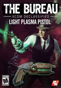 The Bureau: XCOM Declassified - Light Plasma Pistol (PC DLC)