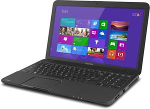Toshiba Satellite C855D-S5109B AMD A6-4400M, 4GB RAM, Radeon HD 7520G (Refurbished)