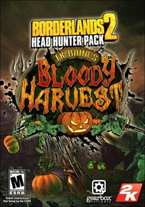 Borderlands 2: Headhunter 1 - TK Baha's Bloody Harvest (PC/Mac DLC)