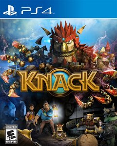 Knack (PS4 - Pre-owned)