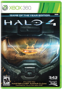 Halo 4 Game of the Year Edition (Xbox 360)