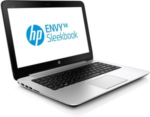 HP Envy 14 TouchSmart Sleekbook 14t-k112nr Core i5-4200U, QHD+ 1800p, 8GB RAM