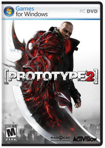 Prototype 2 (PC DVD)