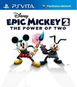 Disney Epic Mickey 2: The Power of Two (PS Vita Download)