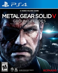 Metal Gear Solid V: Ground Zeroes (PS4 Download) - PS Plus Required