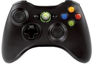 Two Xbox 360 Wireless Controllers (Pre-owned)