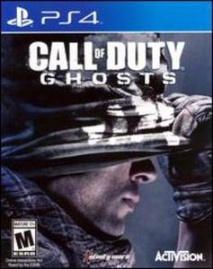 Call of Duty: Ghosts (PS4) - Pre-owned