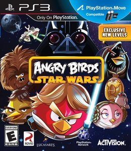 Angry Birds Star Wars (PS3) - Pre-owned