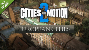 Cities In Motion 2: European Cities (PC/Mac DLC)