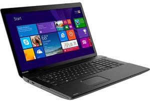 Toshiba Satellite C75D-A7102 AMD Quad-Core A6-5200M, 4GB RAM, HD+ 900p