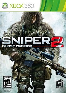 Sniper 2: Ghost Warrior (Xbox 360) - Pre-owned